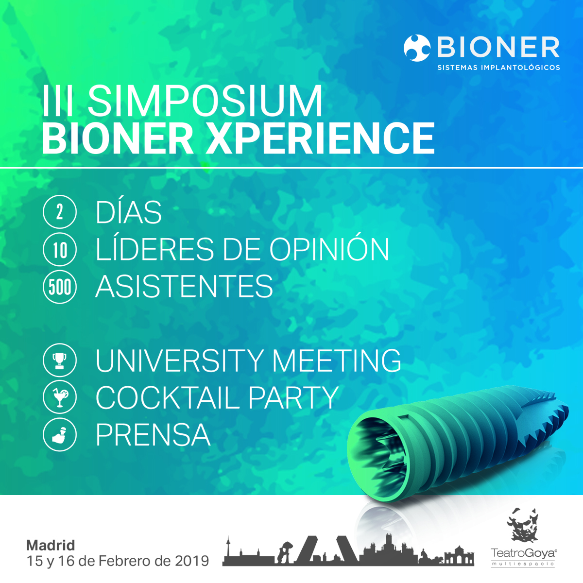 Bioner Xperience 2019